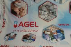 Reklamní ubrusy bavlněné - AGEL