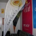 Beach vlajka typ kapka - Pandhys