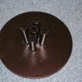 Zakázková výroba kovový pětistojan