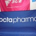 Reklamní přehozy PES - Octapharma
