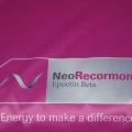Reklamní ubrus PES - Neorecormon