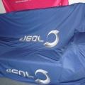 Reklamní ubrus JEOL 420x300
