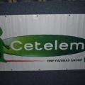 PVC bannery - CETELEM