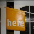PVC vlaječky s držáky - Hele