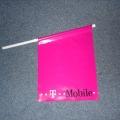 PVC vlaječky s držáky - T-Mobile