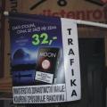 PVC vlaječky s držáky - Trafiky