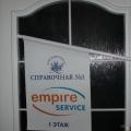 PVC vlaječky s držáky - Empire Service