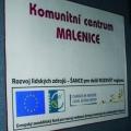 Reklamní koberec - Malenice
