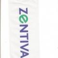 Reklamní stuhy - matný PES Zentiva