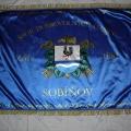 Slavnostní vlajky - Sobinov