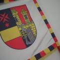 Slavnostní vlajky - Tisk na PES matný