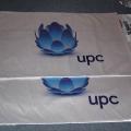 Slavnostní vlajky - UPC