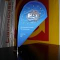 Stolní beach vlajka - Euroagentur