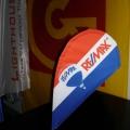 Stolní beach vlajka - Remax