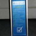 Mini banner - VV - zadní strana