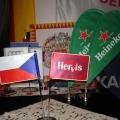 Stolní vlaječky - Hervis