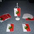 Stolní vlaječky - Fin centrum