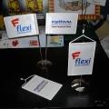 Stolní vlaječky - Flexi
