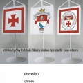 Stolní vlaječky - Švýcarsko