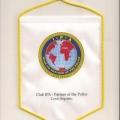 Stolní vlaječky - IPA partner Policie