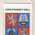 Stolní vlaječky - Karlovarský kraj