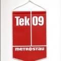 Stolní vlaječky - Metrostav