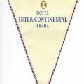 Stolní vlaječky - Intercontinental