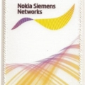 Stolní vlaječky - Nokia
