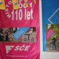 Textilní transparenty, PES tkanina - Bikes