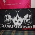 Textilní transparenty, PES tkanina - Compresor