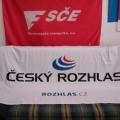 Textilní transparenty, PES tkanina - ČRo