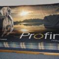 Textilní transparenty, PES tkanina - Profine