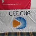 Textilní transparenty, PES úplet - Cee cup