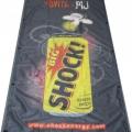 Textilní transparenty, PES úplet - Shock