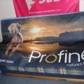 Textilní transparenty, speciální PES - Profine