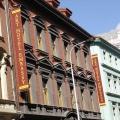 Art Hotel Embassy po zavěšení