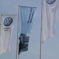 Vlajky na stožárech - VW a Crafter