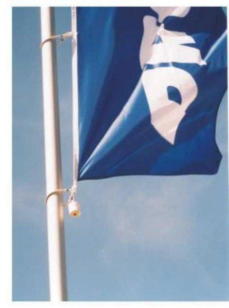 Vlajky na stožárech - Probo