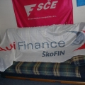 Reklamní vlajky - Audi Finance
