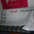 Reklamní vlajky - Audi