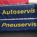 Reklamní vlajky - Auto Pneu