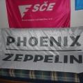 Reklamní vlajky - Cat Phoenix Zeppelin