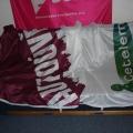 Reklamní vlajky - Cetelem