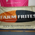 Reklamní vlajky - Farm Frites