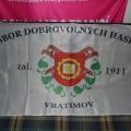 Reklamní vlajky - Hasiči
