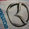 Reklamní vlajky - Mazda