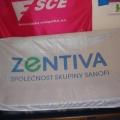 Reklamní vlajky - Zentiva