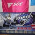 Reklamní vlajky na tyče - Kométa Brno