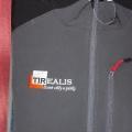 Reklamní výšivky - Tirealis bundy