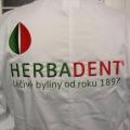 Reklamní výšivky - Herbadent